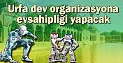 Uluslararası Robot Yarışması Urfa'da yapılacak