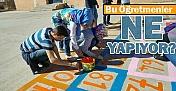 Viranşehir'de Fedakar Öğretmenler Bakın Ne Yaptılar