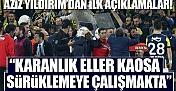 Türk Futboluna Operasyon mu Yapıldı! Derbi'de yaşananlar yaşananlar planlı mıydı?