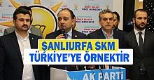 AK Parti MKYK Üyesi Baybatur: Meclis Üyeliği için titiz bir çalışma yürüttük
