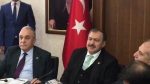 Bakan Eroğlu: sulamada yağmurlama ve damlama sistemine geçeceğiz