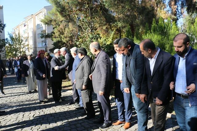 HÜDA PAR Şanlıurfa'da husumetli aileleri barıştırdı