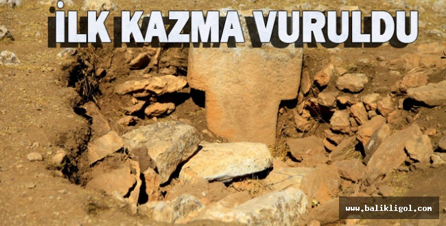 Urfa'da 2. Göbeklitepe Keşfedildi: Karahan Tepe