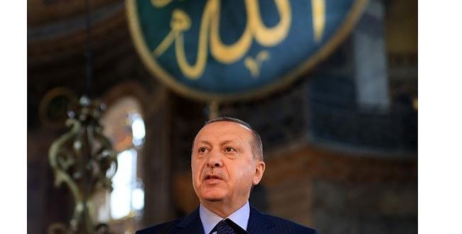 Erdoğan; Camiler müze ve depo yapıldı