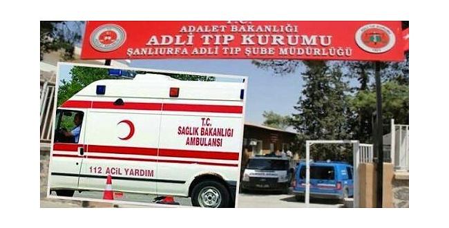 Şanlıurfa'da yangın: 1 Çocuk hayatını kaybetti