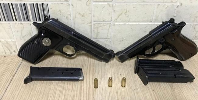 Urfa Emniyeti silah kaçakçılarına operasyon: 2 tutuklama