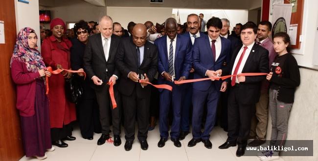 Afrika ülkelerinin büyükelçileri Hilvan'ı ziyaret ettiler