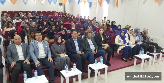 Ak Parti Harran Ve Akçakale Kadın Kolları Kongreleri Yapıldı