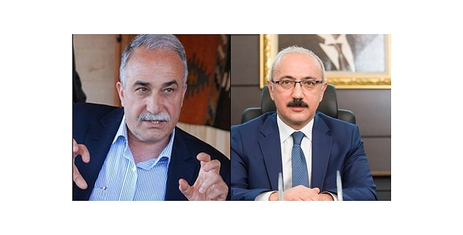 Bakan Elvan ve Fakıbaba Urfa'ya geliyor