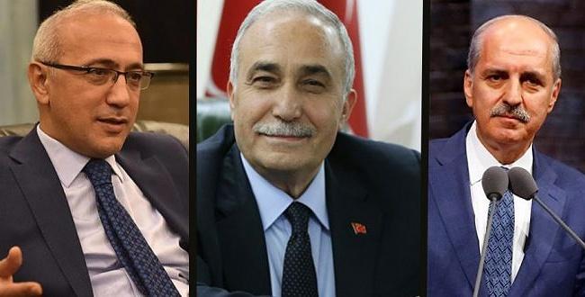 Bakan Kurtulmuş, Fakıbaba ve Elvan Şanlıurfa'ya geliyor