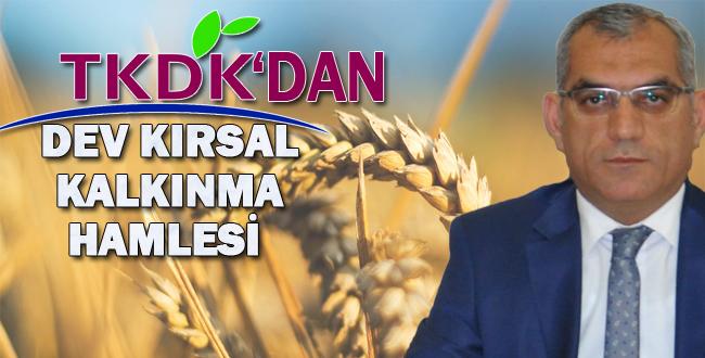 TKDK Şanlıurfa İl Koordinatörü Dr. Sadık Yetim Açıkladı