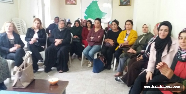 Başkan Güven Halfeti Ak Kadın Mülakatına Katıldı