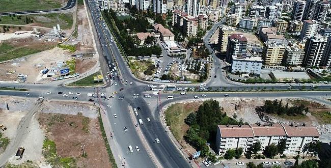 Çevik Kuvvet Kavşağı alternatif yolları açıldı