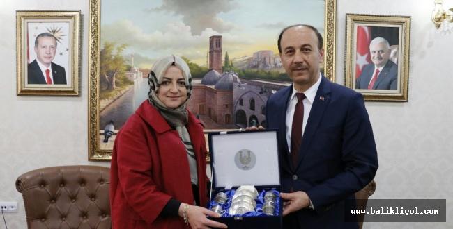 Cumhurbaşkanlığı Baş Danışmanı Gülşen Orhan'dan Şanlıurfa'ya Ziyaret
