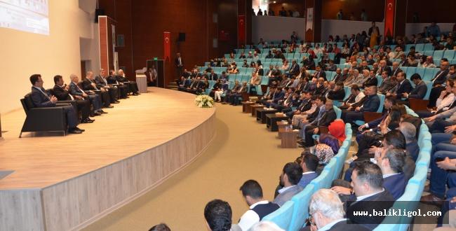 Güneydoğu Bölge Rektörlerinden Kardeşlik Paneli