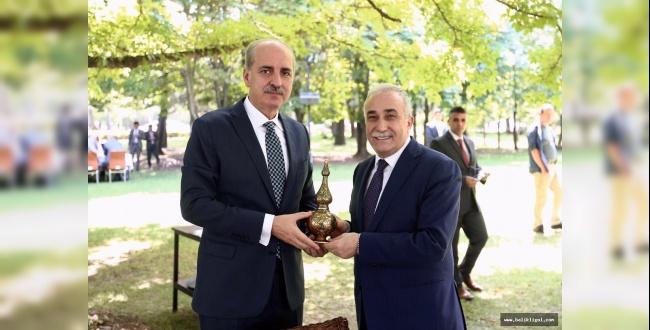 İşte İki Bakanın Urfa'daki Proramı