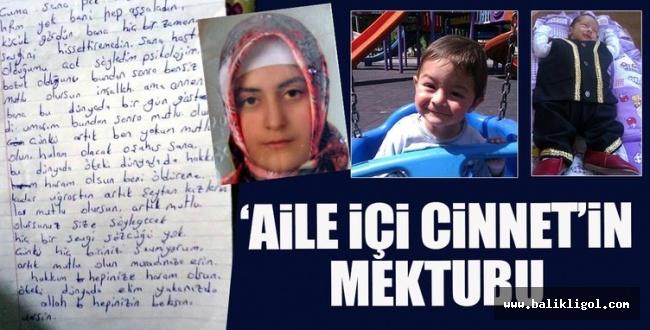 Kaynanası Yüzünden Cinnet Geçiren Kadın 2 çocuğunu öldürüp İntihara Kalkıştı