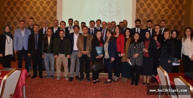 MEB Müdürü Şerafettin Turan 13 İlçe Ar-Ge Ekipleri İle Toplantı Yaptı