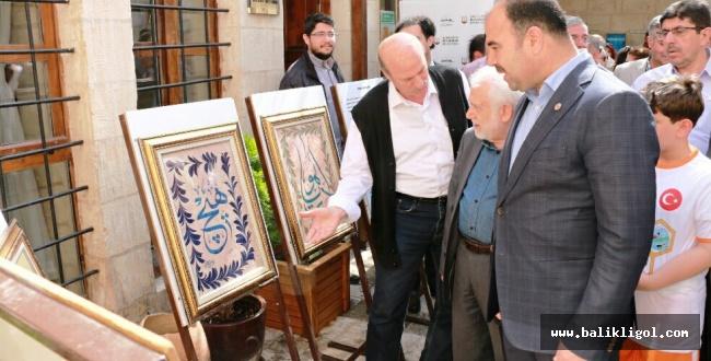 Osmanlı Sanatları Sergisi Urfa'da Açıldı