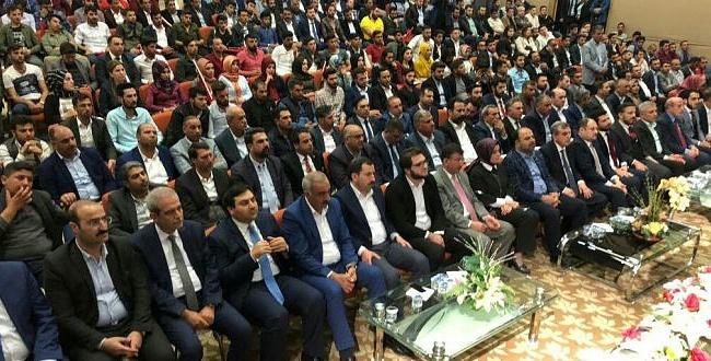 Şanlıurfa AK Parti İl Gençlik Kolları Başkanlığına Mehmet Salih Saraç seçildi