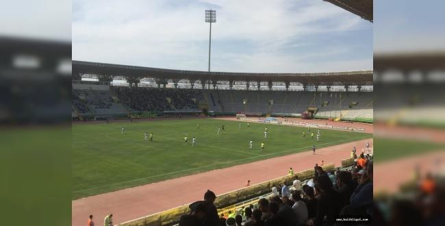 Şanlıurfaspor Hacettepe'yi yenerek 2. sıraya yükseldi