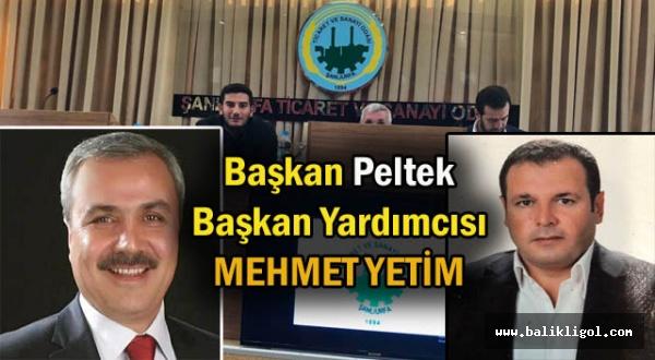 ŞUTSO'nun yeni başkanı İbrahim Halil Peltek oldu