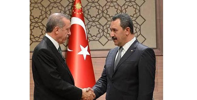 Ticaret Borsası Başkanlığına yeniden Mehmet Kaya seçildi