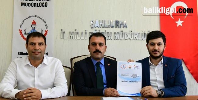 Milli ve manevi değerler projesi için protokol imzalandı