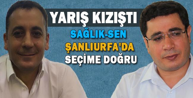 Sağlık Sen başkanlığı için Faruk Günak ve Abdulkadir Yabir yarışacak