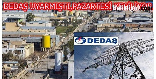 Sanayinin elektriği kesilecek; Sanayici Bu şartlarda Urfa'da yatırım yapar mı?