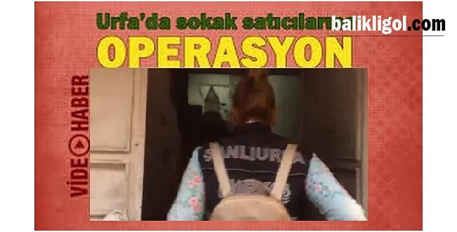 Şanlıurfa'da Torbacılara Şafak Operasyonu: 11 Gözaltı