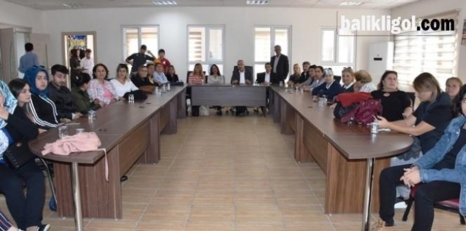 AİLEMDER'den Hilvan Belediyesini Ziyaret