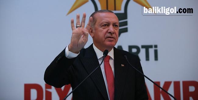Başkan Erdoğan: Fırsatçıları unutmayız