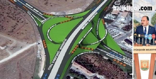 Başkan Çiftçi: Çevik Kuvvet Kavşağı Şubat 2019'da trafiğe açılacak