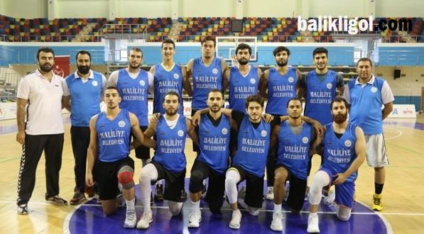 Haliliye Basketbol Takımı, Yeni Sezona Hazır