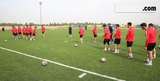 Karaköprü Belediye Nevşehir Belediyespor'u Maçı Siverek'te Oynanacak