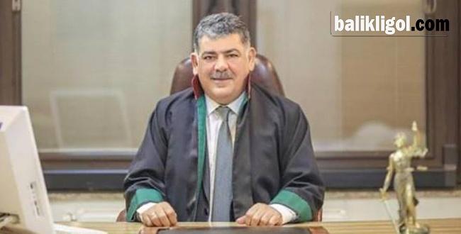 Şanlıurfa Baro Başkanlığına Abdullah Öncel seçildi