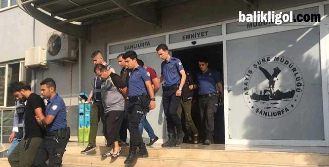 Şanlıurfa'da Kapkaç Olayı: 2 Tutuklama