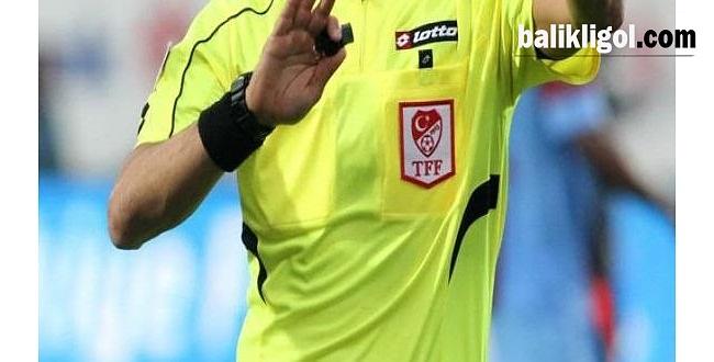 Şanlıurfaspor-Etimesgut Belediyespor Maçının Hakemi Belli Oldu