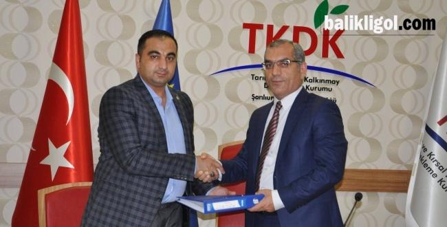 Urfa'da metal işleme projesine TKDK'dan destek