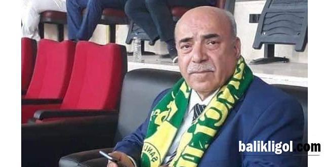 Ahmet Bahçıvan, Başkan adaylığını konuştu