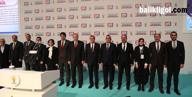 AK Parti İl Başkanı Bahattin Yıldız'dan Beyazgül ve Çiftçi açıklaması