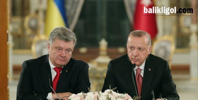 Başkan Erdoğan: Ukrayna ile ticaretimiz artacak