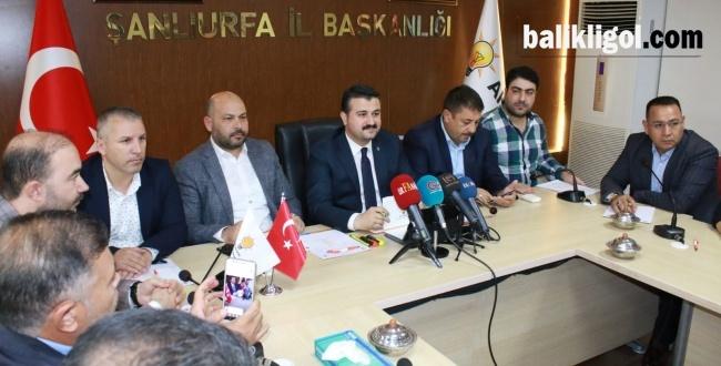 Başkan Yıldız, AK Parti Aday başvuru sürecini açıkladı