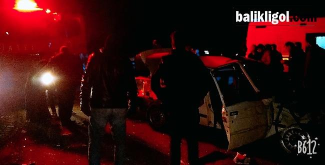 Ceylanpınar'daki Ölüm Kavşağında Kaza: Ağır Yaralılar Var