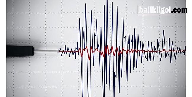 Deprem, Şanlıurfa'da da hissedildi