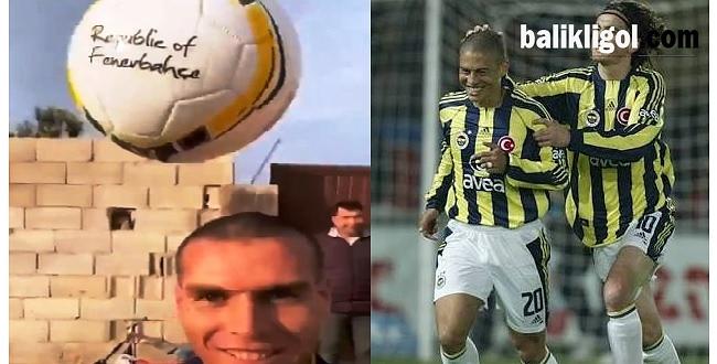 Fenerbahçe'nin efsane futbolcusundan Ceylanpınarlı Sait'e büyük jest
