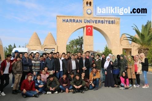 GEM Merkezi Öğrenciler'den Osmanbey Kampüsüne Gezi
