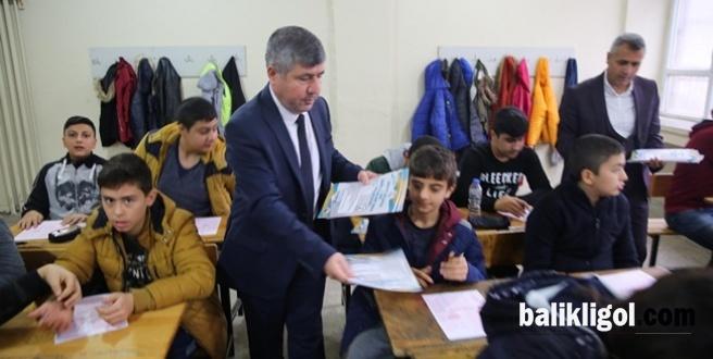 Haliliye Belediyesi 12 Bin Öğrencinin Eğitimine Katkı Sağladı
