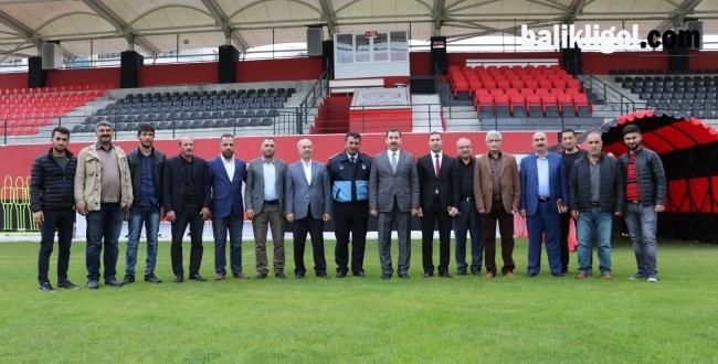 Karaköprü'nün Yeni Stadı Kapılarını Açıyor